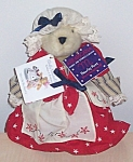 North American Bear Muffy Beartsy Ross Abearicana 7 In. 1997