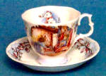 Brambly Hedge Winter Cup And Saucer Set