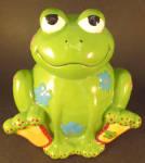 Ganz Frog Baby Buddies Bank El9332
