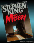 Misery By Stephen King 1987 Hardcover