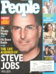 People, October 24, 2011 Steve Jobs