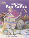 Plastic Canvas Easter Egg Party