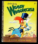 'woody Woodpecker' D Little Golden Book