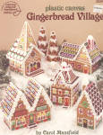 Plastic Canvas Gingerbread Village Patterns