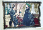 Gone With The Wind Tapestry Or Throw Blanket - Rare