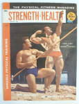 Strength & Health March 1962 H. Labra & G. Sheffield