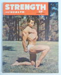 Strength & Health Magazine June 1953 Eddie Sylvester
