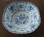 Square Cereal Bowl, Indies-blue , Johnson Bros.