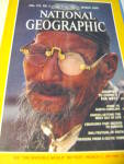 Vintage National Geographic Magazine March 1980