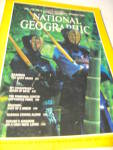 Vintage National Geographic Magazine October 1980