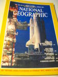 Vintage National Geographic Magazine March 1981