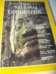 Vintage National Geographic Magazine May 1982
