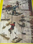 Vintage National Geographic Magazine May 1983