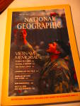 Vintage National Geographic Magazine May 1985