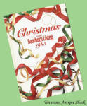 Christmas With Southern Living 1985 Hardcover
