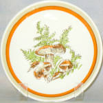 Royal Woodland Magic Bread Plate