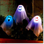 Spooky Pathway Markers - Set Of 3