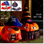 Halloween Pumpkin Dress-up Kits