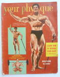 Your Physique Magazine July 1952 Reg Park