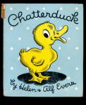 "1943 ""chatterduck"" Duckling Helen Evera Book"