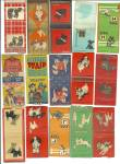 Old Dog Dog Food Matchbook Cover Collection