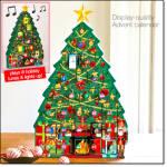 Countdown To Christmas Light-up Tree