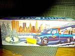 Sunoco 1996collector's Edition Tow Truck W/snow Plow