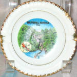 Natural Bridge Virginia Souvenir Ashtray