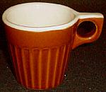 Western Stoneware Brown Mug