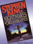 Stephen King Nightmares & Dreamscapes Hardcover