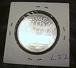 Silver Coin 1 Troy Ounce 1992 Commemorative Coin 'for Someone Special'