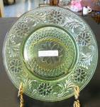 Chantilly Green Tiara Salad Plate