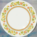 Franciscan Pickwick Salad Plate