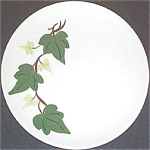 Blue Ridge Baltic Ivy Plate