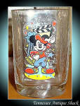 Mcdonald's Disney Studios Mickey Mouse Glass