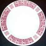 Buffalo Tien Hu Dinner Plate