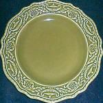 Canonsburg Regency Green Salad Plate