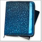 Metallic Padded Cover For Tablet Case