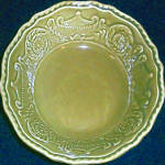 Canonsburg Regency Green Cereal Bowl