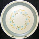 Canonsburg Harvest Wreath Dinner Plate