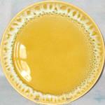 Canonsburg Butterscotch Serving Plate