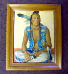 Indian Chief Gnrry Print