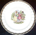 Cronin Courting Couple Dinner Plate