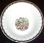 Cronin Courting Couple Serving Bowl