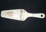 Crooksville Appleblossom Pie Cake Server