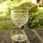 Lily Of The Valley Goblet