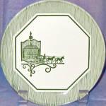 Scio Olde Orleans Bread Plate