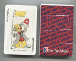Deck Of Carnival Cruise Lines Playing Cards