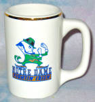 Notre Dame Fighting Irish Mug