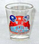 Super Bowl Xlii Shotglass